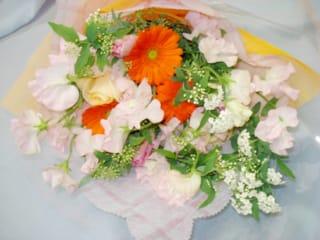 花束 お祝い 1