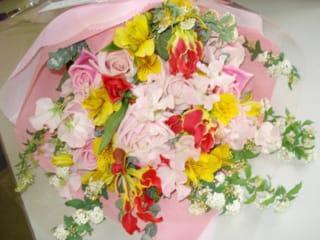 花束 お祝い 2