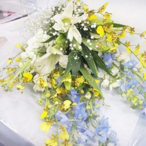花束 お弔い 1