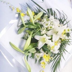 花束 お弔い 2