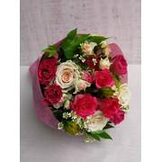 【各種お祝いや歓送迎会に】 おまかせ花束 ピンク系 仙台市内送料無料 全国発送承ります